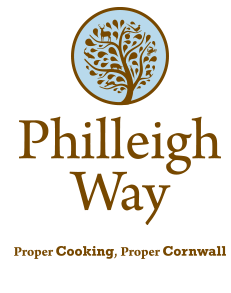Philleigh Way Cookery School Logo