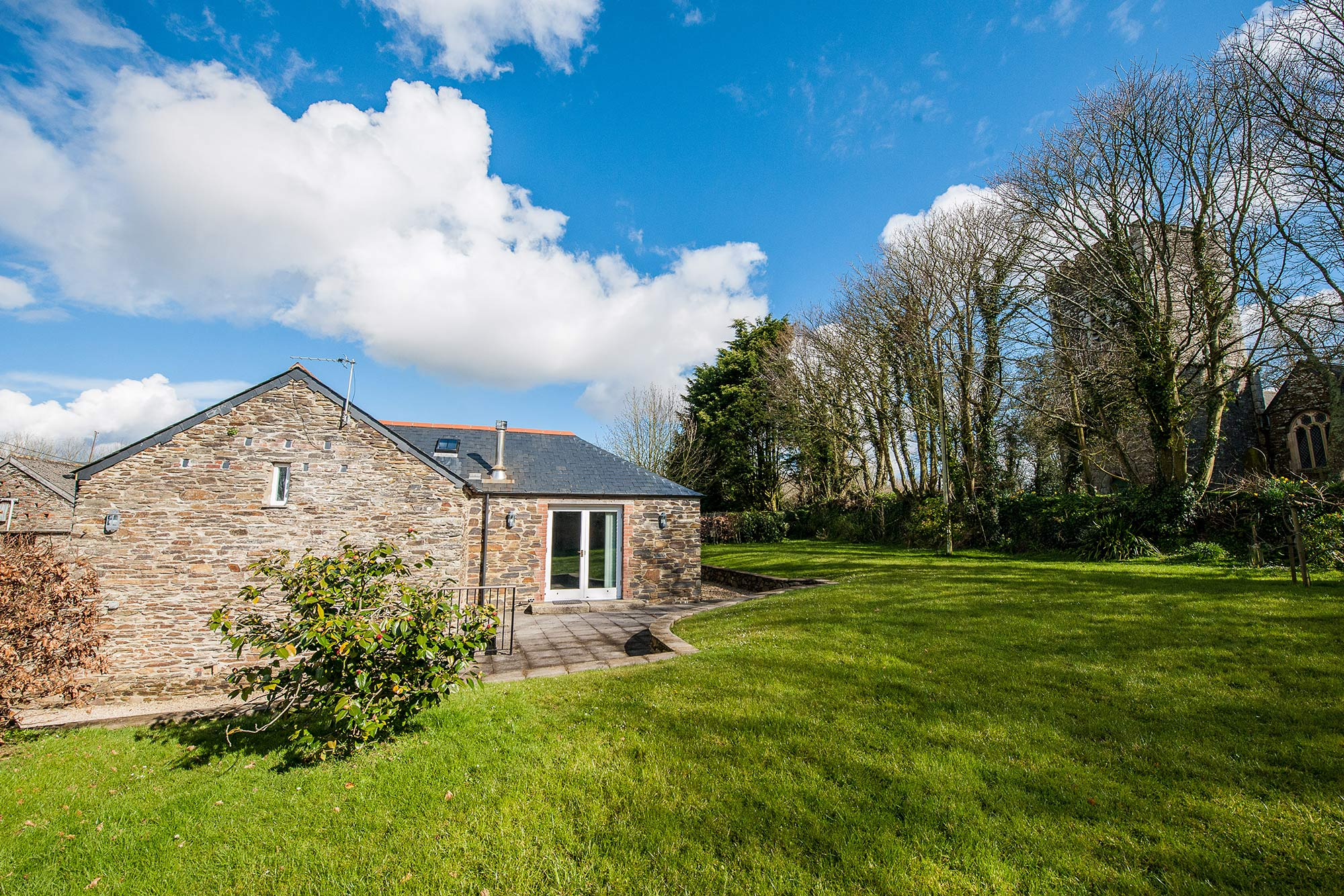 Self Catering Accommodation Cornwall - Philleigh