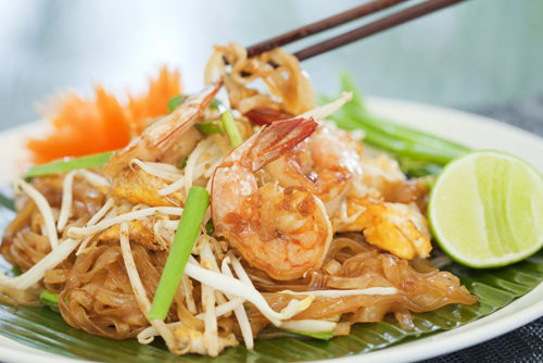test Thai cookery Course
